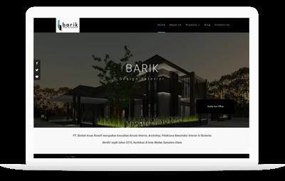 Jasa Pembuatan Toko Online & Aplikasi Android Medan - Barik Arsitek