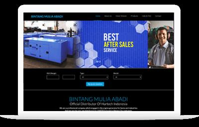 Jasa Pembuatan Toko Online & Aplikasi Android Medan - Bintang Mulia Abadi
